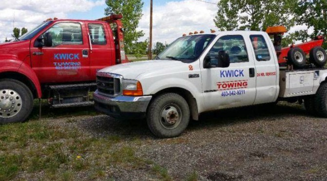 kwick towing